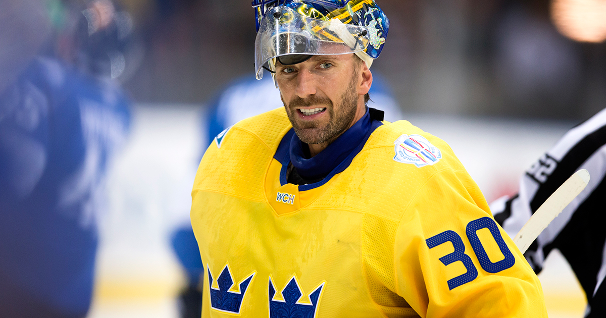 Tre Kronors Superbesked Henrik Lundqvist Klar For Hockey Vm