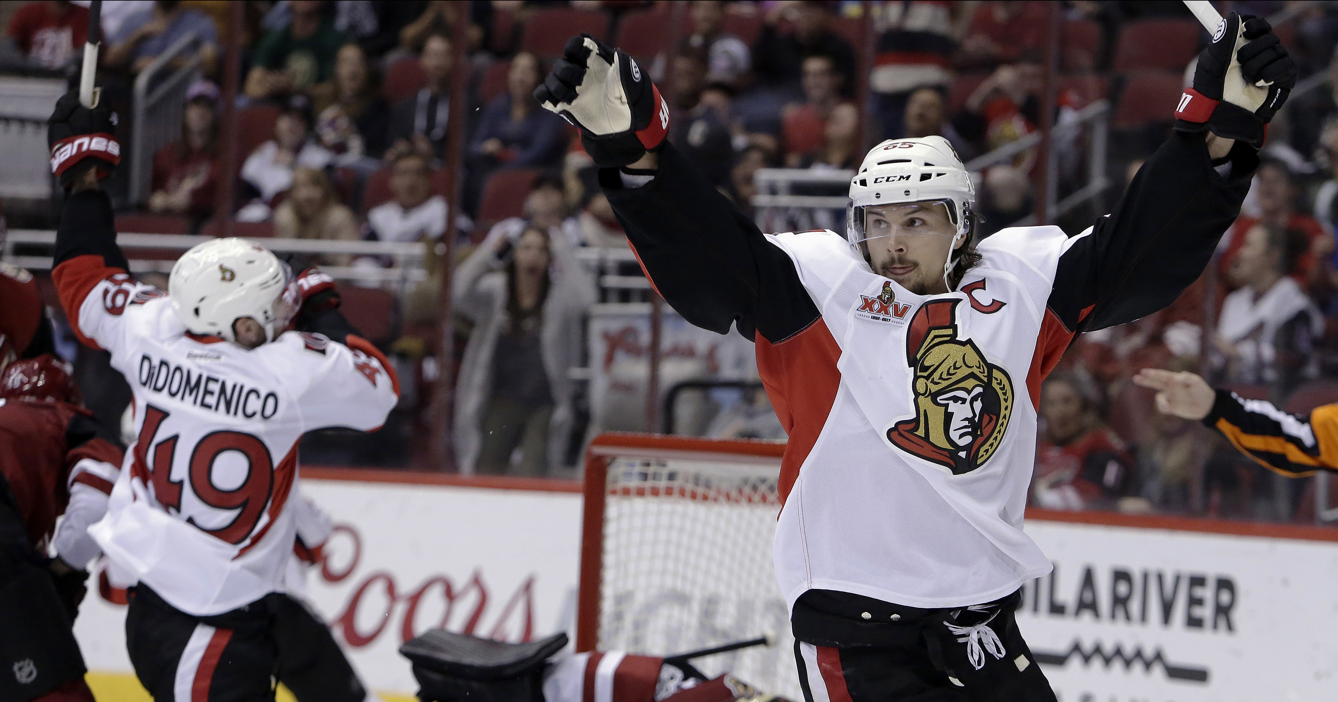 Ingen norris trophy for erik karlsson