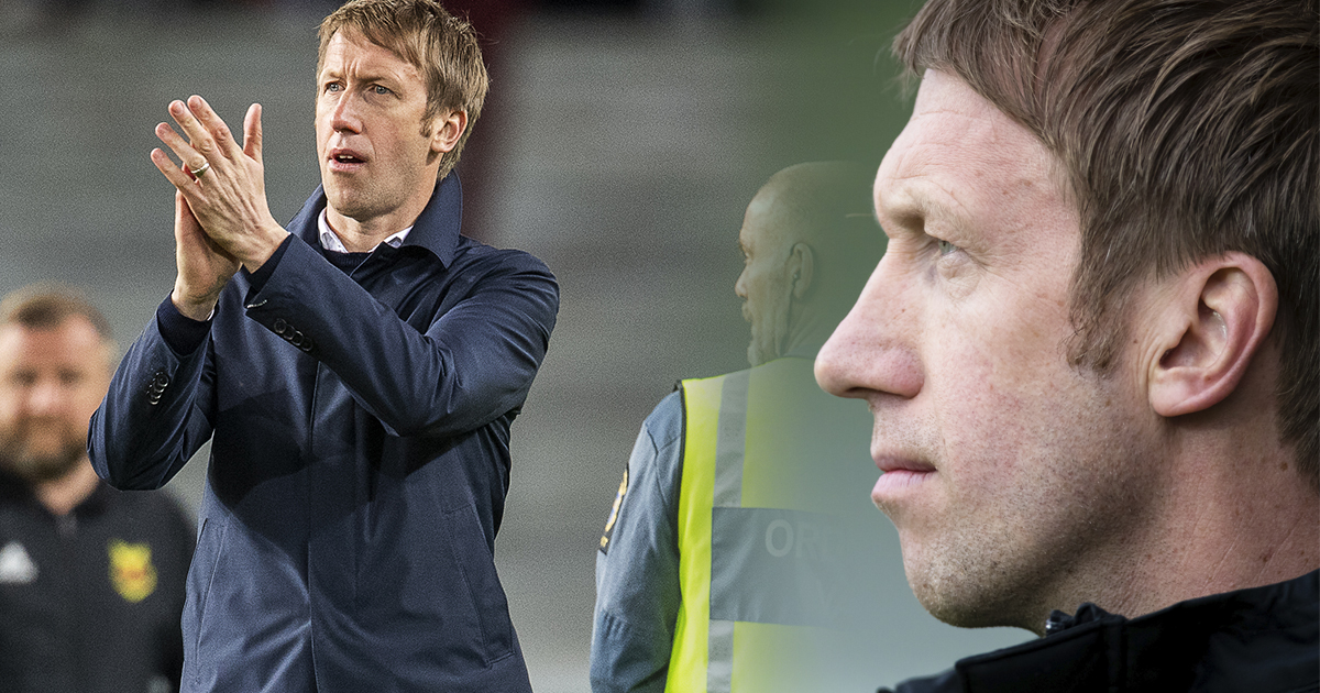 Graham Potter, Östersunds FK