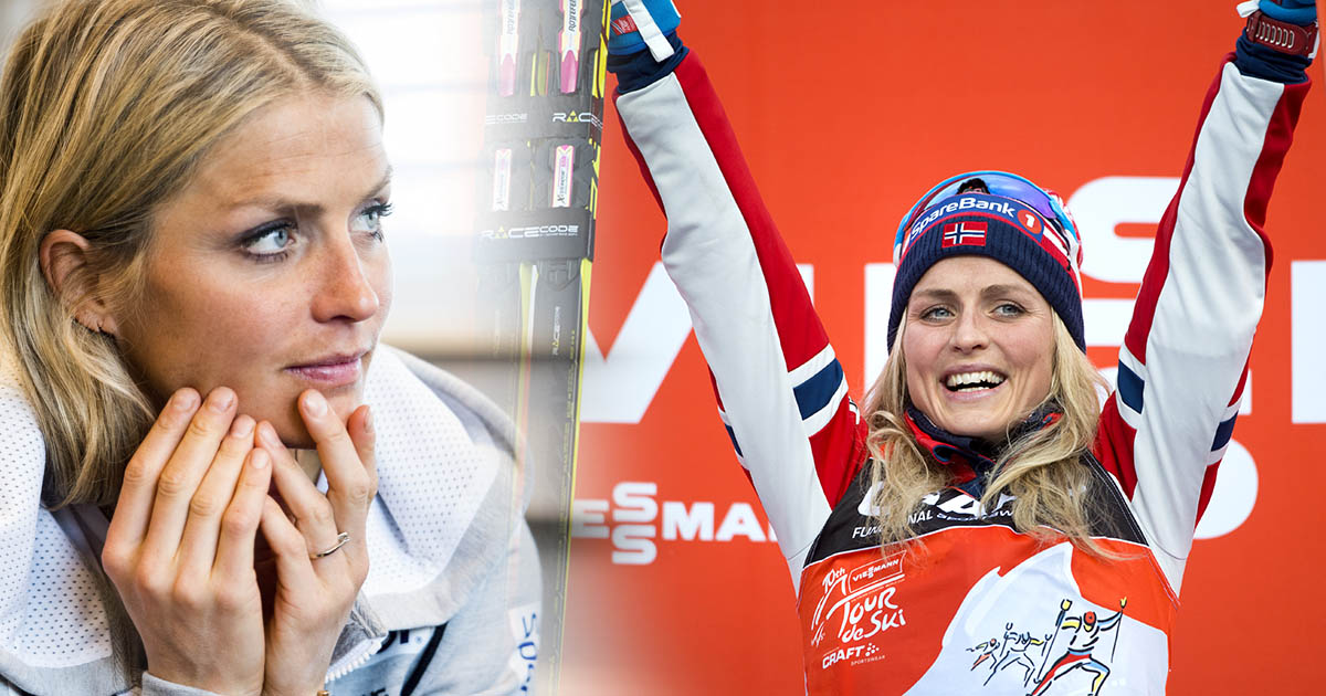 Therese Johaug, Norge