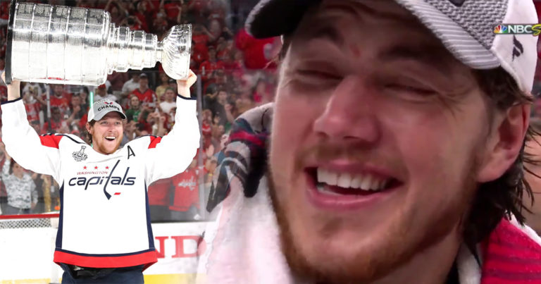T.J. Oshie, Washington Capitals