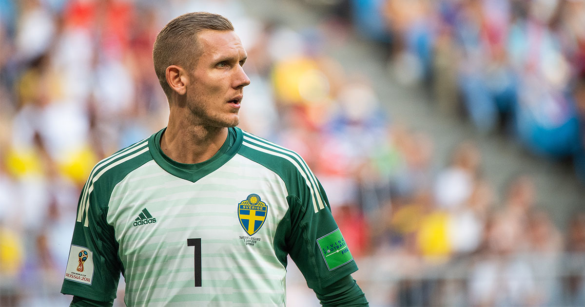 Two more giant clubs into the pursuit of robin olsen for Robin olsen squadre attuali