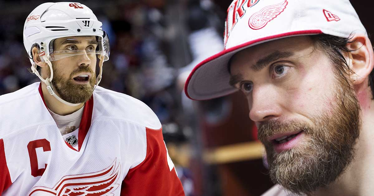 Henrik Zetterberg, Detroit Red Wings