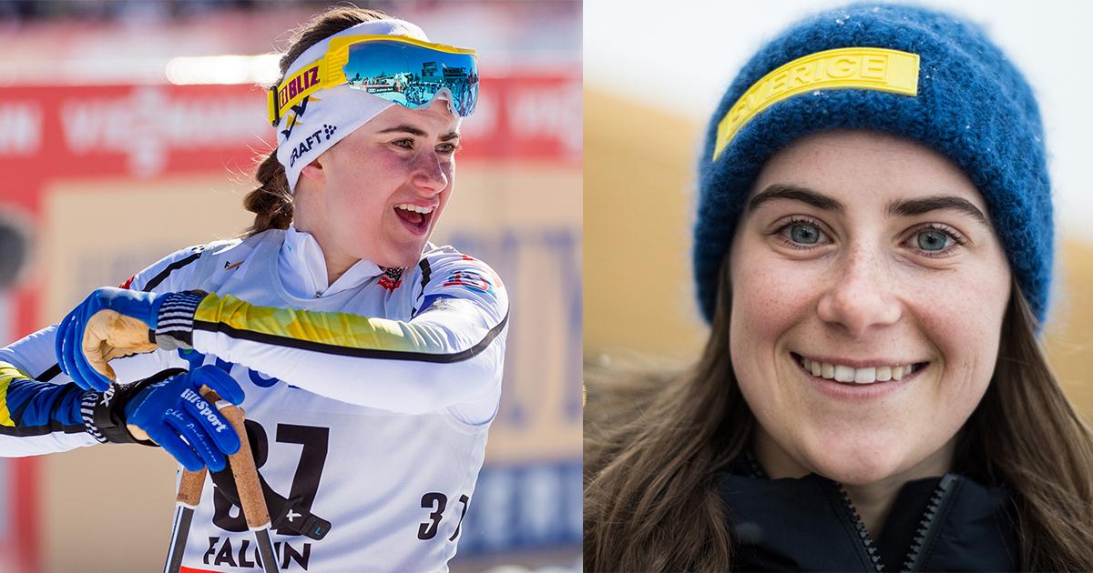 Ebba andersson om tremilen en spannande distans
