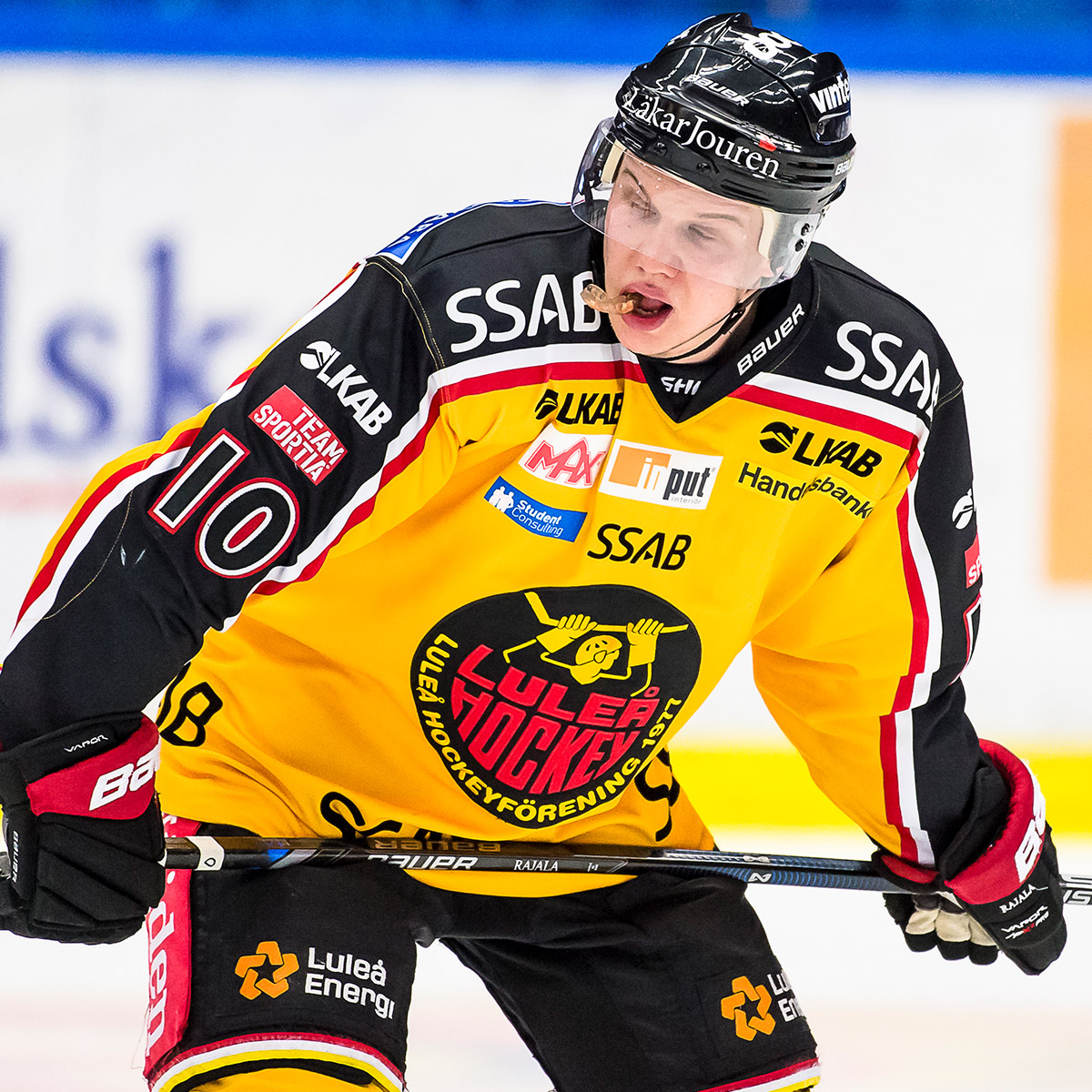 Toni rajala klar for lulea hockey