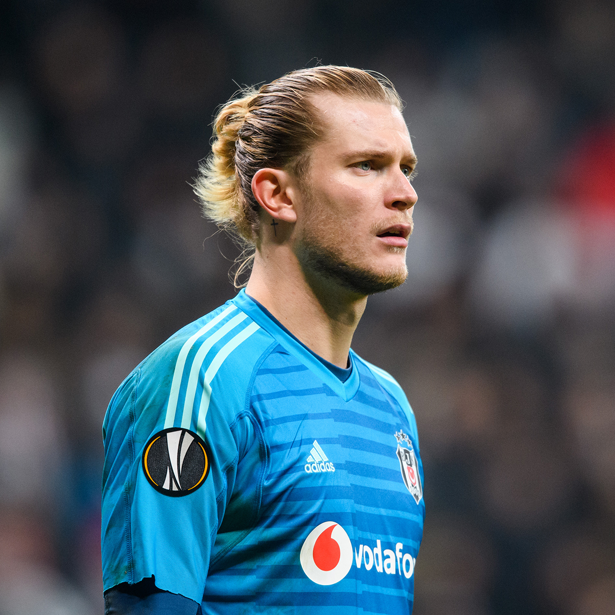 Loris Karius, Liverpool, Champions League