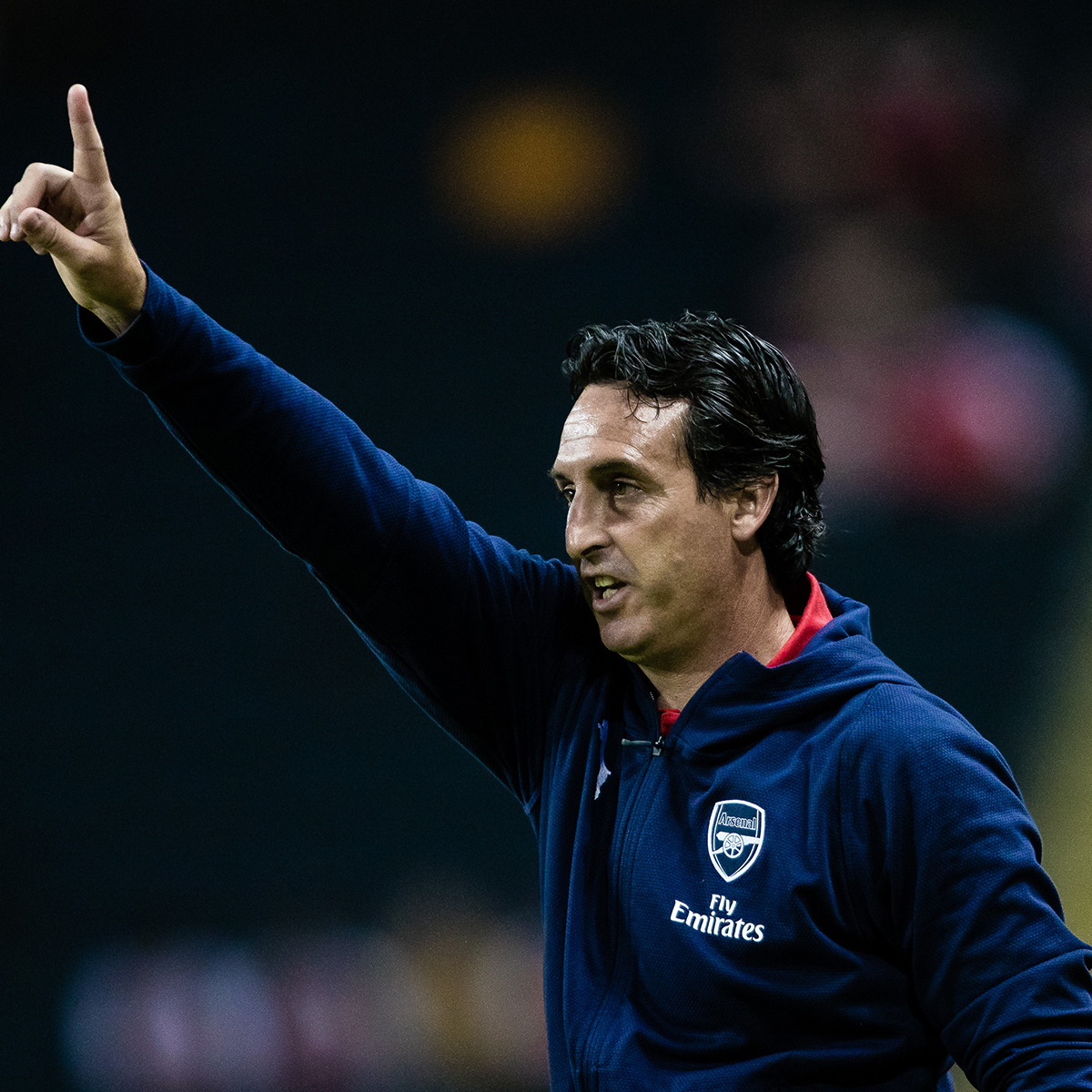 Unai Emery, Arsenal, Premier League