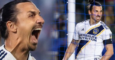 Zlatan Ibrahimovic, Los Angeles Galaxy