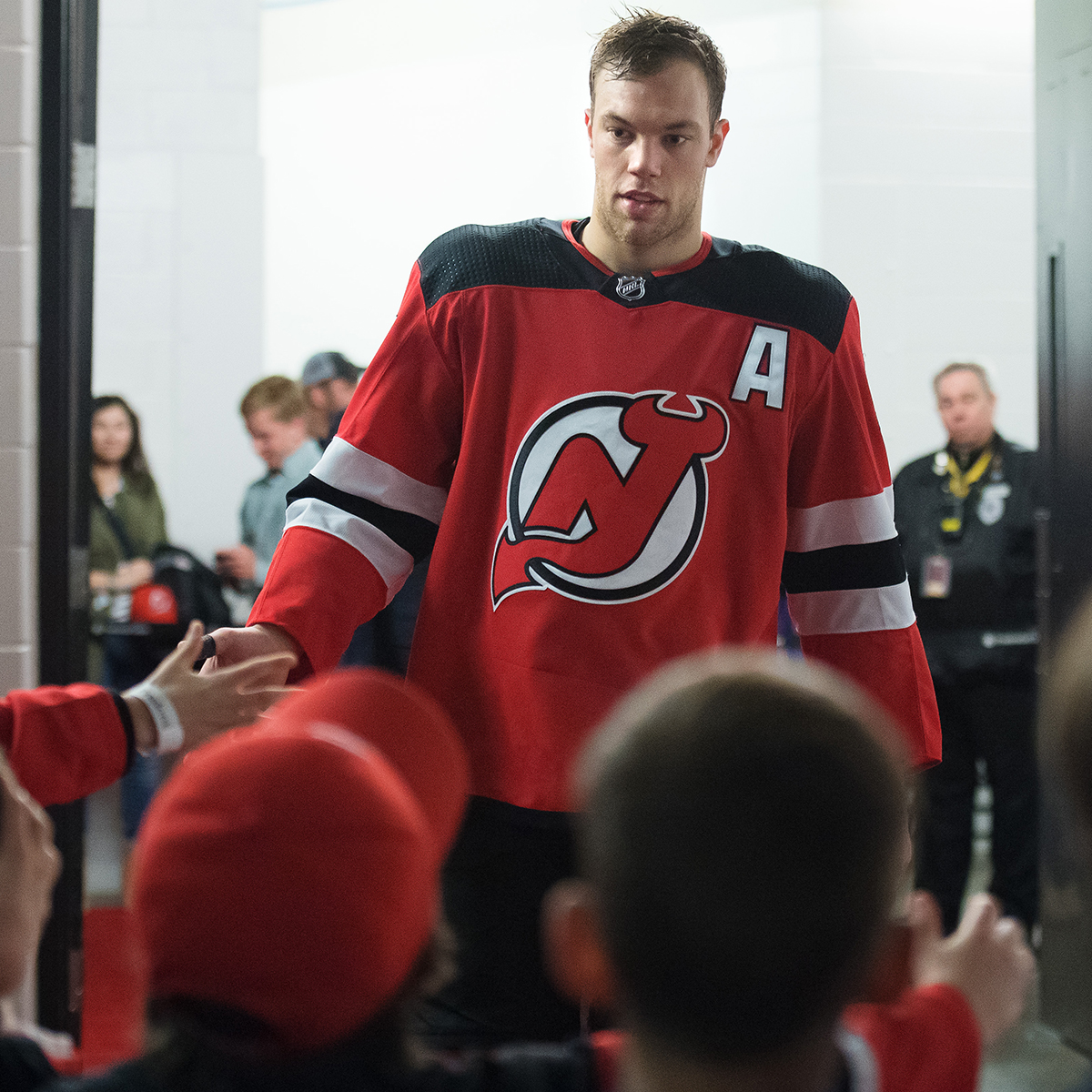 Taylor Hall, New Jersey Devils