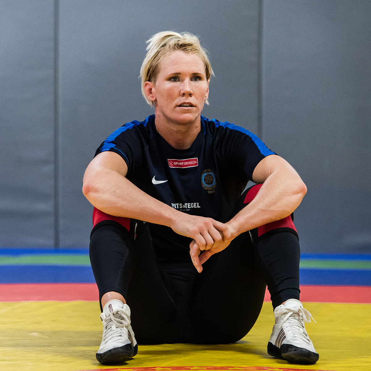 Jenny Fransson, doping