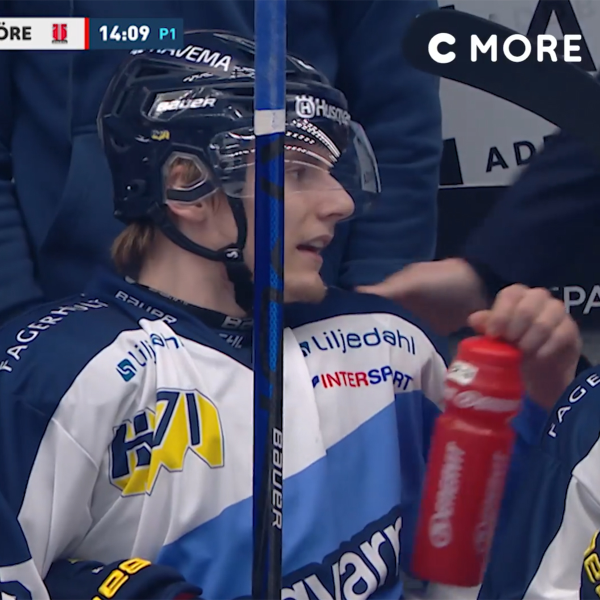Lias Andersson, HV71