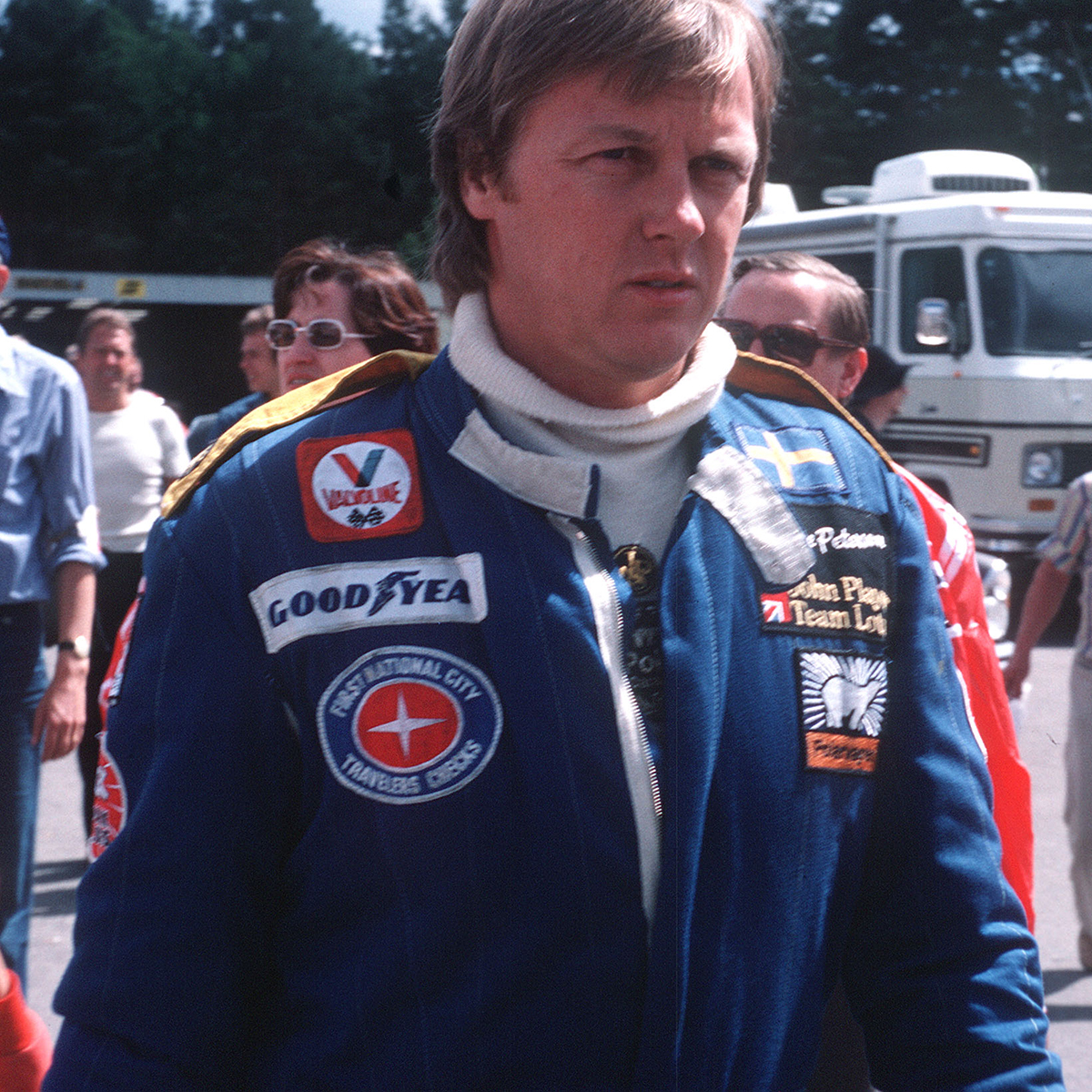 Ronnie Peterson, motor