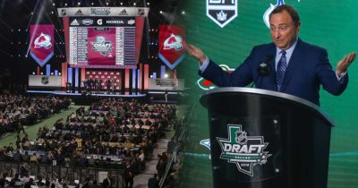 NHL-draft, NHL