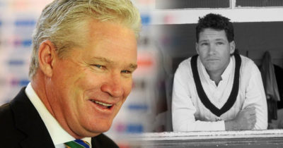 Dean Jones, cricket